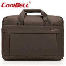 COOL BELL 5 Colors Nylon Business Messenger Men bags Laptop Tote Briefcases Crossbody Shoulder Handbag -FF