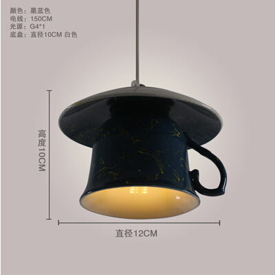 Hot small simple modern teapot tea cup pendant lights restaurant hot small simple modern teapot tea cup pendant lights restaurant passage bedroom kitchen light ceramic lamp e27 lighting in pendant lights from aloadofball Image collections