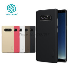 Nillkin sFor Samsung Galaxy Note 8 Case sFor Samsung Note 8 Back Cover Frosted Shield Hard