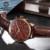 Marca luxur ochstin relógio moda relógios de quartzo dos homens do cronógrafo esportes casuais correia militar do exército relógio de pulso relogio masculino