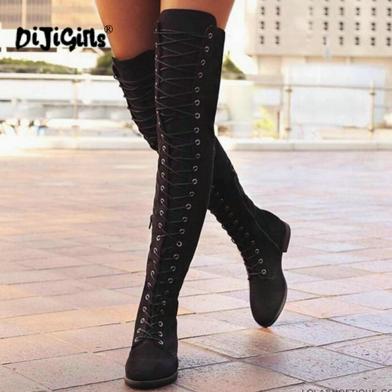 Knee Boots thigh high boots boots