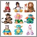 Флис ребенка ползунки комплект мальчиков девочек комбинезоны комбинезоны комбинезоны 2016 животных косплей формы хэллоуин рождество костюм боди боди для младенцевкомбинезон одежда для новорожденных комбинезон детский