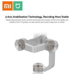 Oryginalny Xiaomi Mijia SJYT01FM 3-Axis Handheld stabilizator gimbal w 5000mAh baterii przez aparat działań sportowych i telefon Mix 2 2S 6