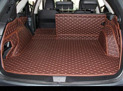Custom Subaru Outback >> No Odor Customized Full Covered Pu Leather Waterproof Cargo Rugs Non