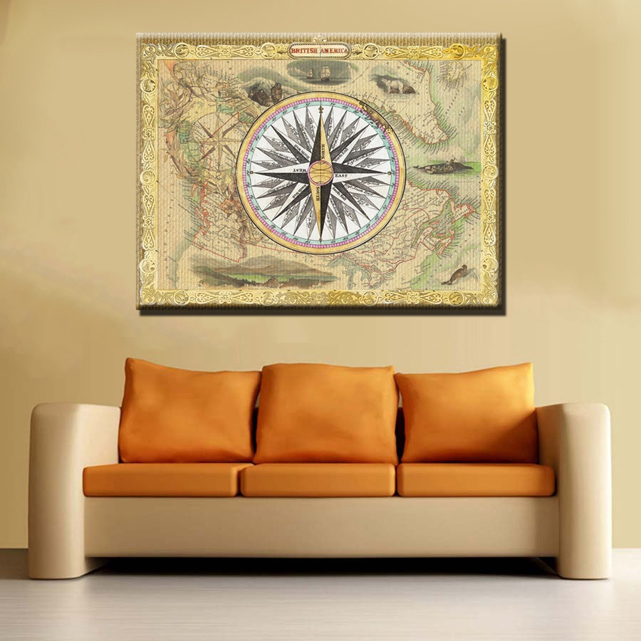 Cool Retro Wall Art Images - The Wall Art Decorations ...