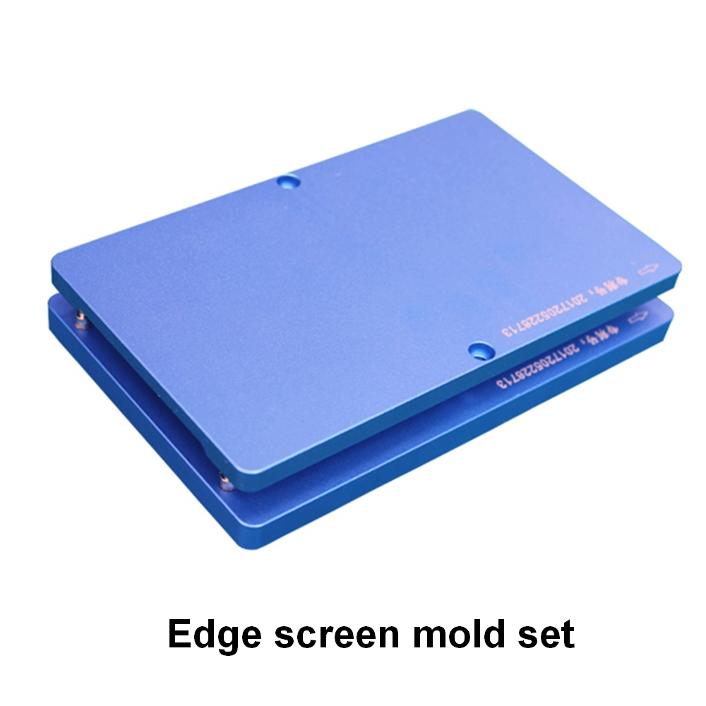 Edge Mould Set Laminating Screen with OCA Alignment Molds For Samsung S8 S9 Plus S9  S7 edge Laminator Machine Repair ToolsEdge Mould Set Laminating Screen with OCA Alignment Molds For Samsung S8 S9 Plus S9  S7 edge Laminator Machine Repair Tools