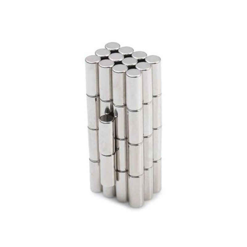 50 шт. 4x10 мм N38 мощный неодимовый магнит круглый Творческий игрушки для детей взрослых DIY новый