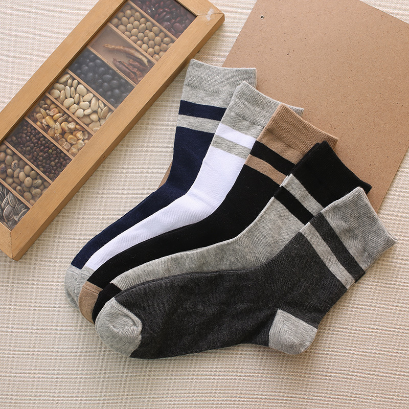 Men's Socks 5 Pairs/lot Mens Socks Hot-sell Socks Invisible Man Cotton Socks Slippers Shallow Mouth Sock