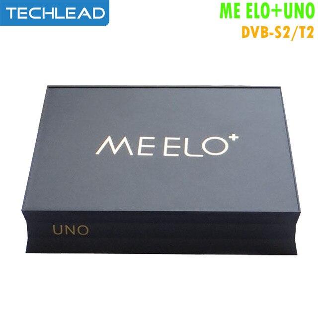 US $80 32  Meelo+ UNO 2GB RAM 16GB ROM Android 5 1 Smart TV Box DVB T2 DVB  S2 Amlogic S905 Quad Core 1080p 4K Wifi Set Top Box ME ELO UNO-in Set-top
