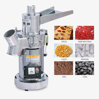 HK 08B Automatic Hammer Mill Herb Grinder Pulverizing Machine 220V 2200W