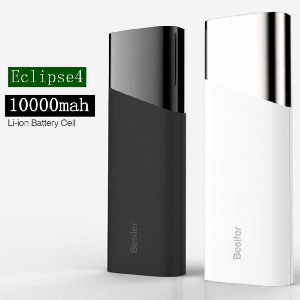 Besiter Conveniente Banco de la Energía 10000 mAh Portable Del Cargador Del Telé