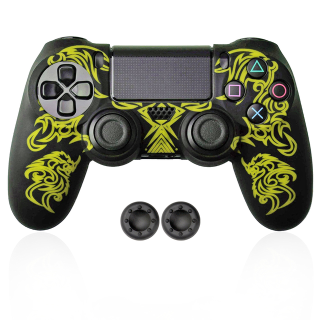 Silicone Skin for Sony PlayStation 4 Controller