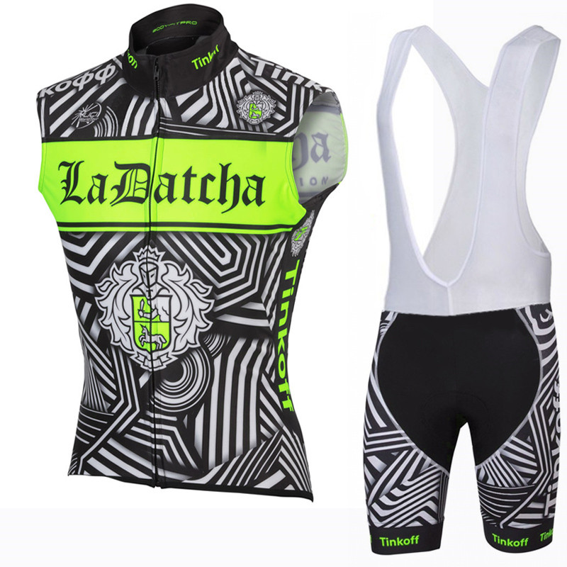 ФОТО 2016 cycling vest sleeveless cycling jersey ropa ciclismo fluo green hot sale bicycle clothes for men maillot cyclisme