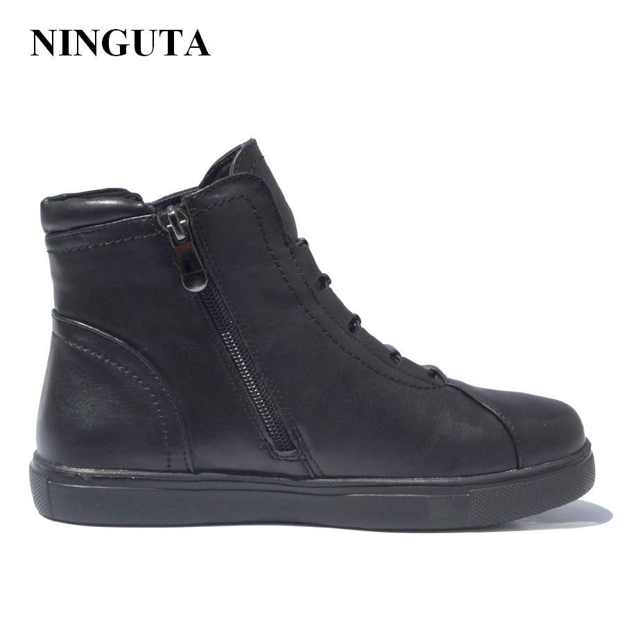 La Casual Plataforma Tobillo Otoño De Cómodos Mujeres Zapatos Ninguta Botas gp8nzqd8w