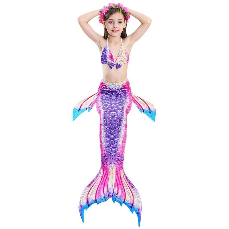 girls mermaid tail swimwear 6-2