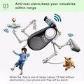 Анти-потерянный Mini Tracer Беспроводная Связь Bluetooth GPS Tracker для Домашних Животных Ребенка Мобильный Кошелек Ключевой Мешок Отслеживания Портативный Selfie Записи