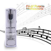 2017 New High Quality Mini Mechanical Metronome For Piano Guitar Bass Violin And Other More Musical Instruments 40-210 BMP