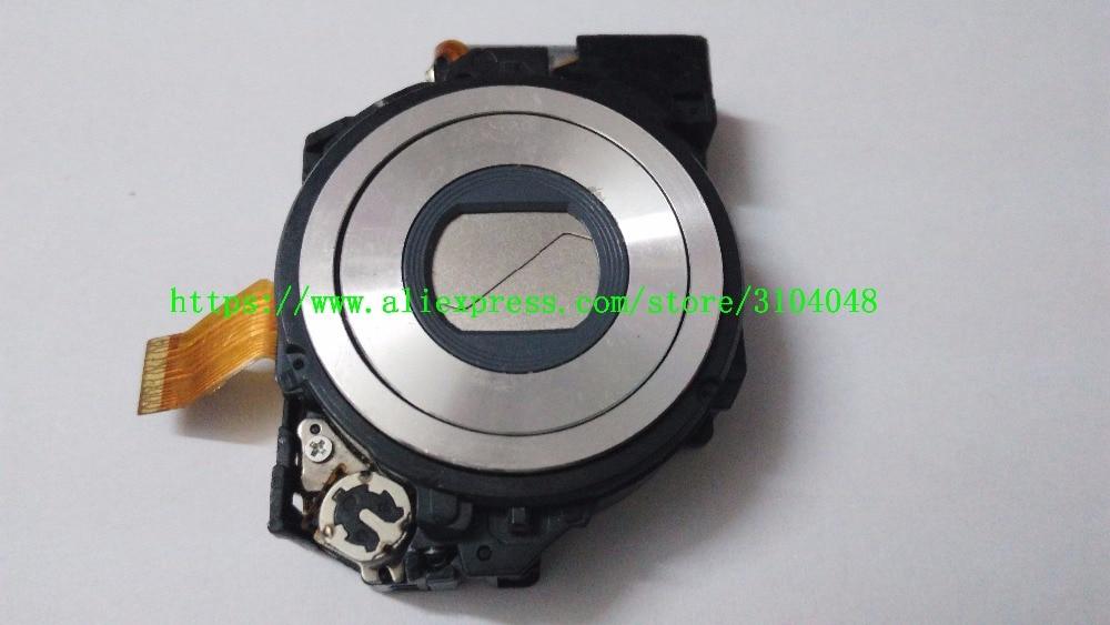 90%newDigital Camera for Sony DSC-W320 DSC-W330 DSC-W510 DSC-W530 DSC-W610 W320 W330 W510 W530 W610 Lens Zoom Unit no ccd Silver