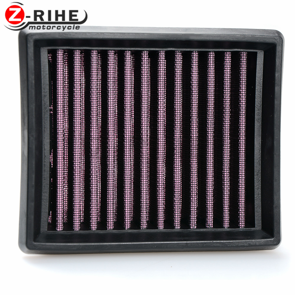 Duke 125 200 390 New Motorcycle Accessories Moto High Flow Air Filter Element For KTM DUKE 125 200 390 Scooter Sports Bike Parts black windscreen windshield for ktm 125 200 390 duke motorcycle motorbike dirt bike free shipping