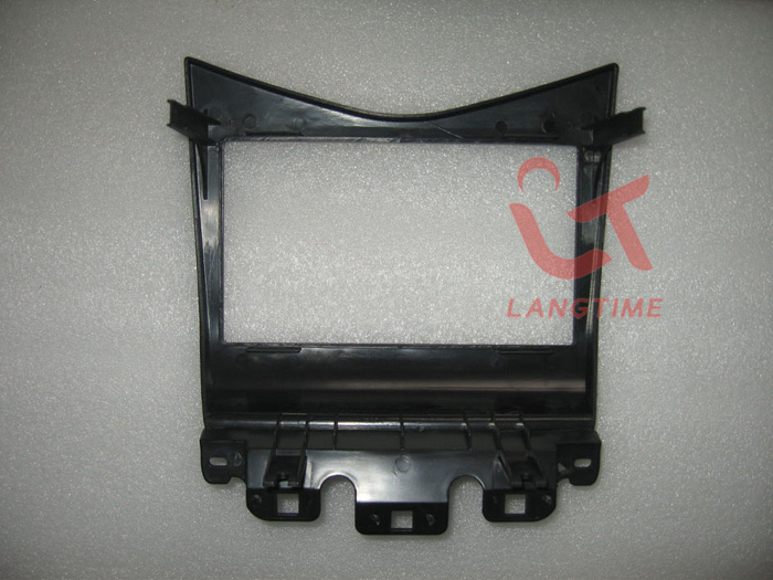 Excellent Free shipping-Car refitting DVD frame,DVD panel,Dash Kit,Fascia,Radio Frame,Audio frame for 07 Honda Accord 2.4 , 2DIN 4