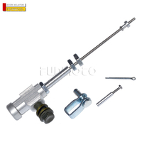 Hydraulic Clutch Master Slave Cylinder Rod Pump For Pit Dirt Bike Motorcycle Motocross ATV QUAD