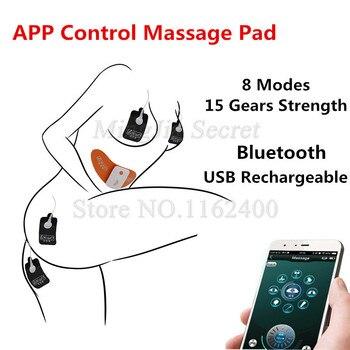 estimulador electrónico de masaje de próstata