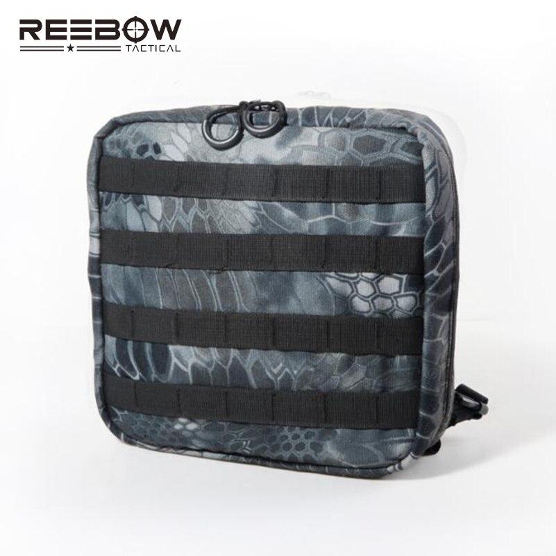 Prix pour REEBOW Tactique Sports de Plein Air Chasse EDC Poche Camping Voyage Utilitaire Quotidienne Taille Pack Polyvalent Étanche Durable Forte