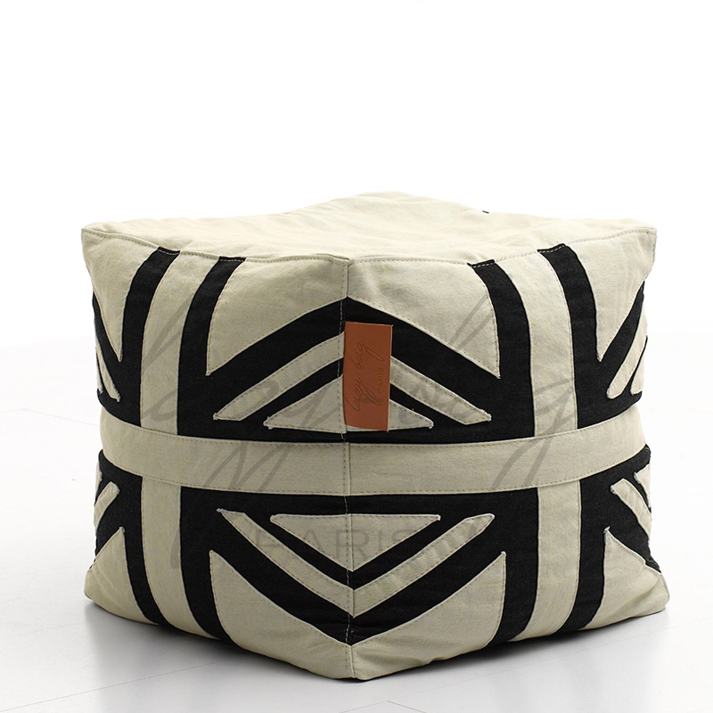 Deluxe Leisure Bean Bag Lazy Bag Ottoman Stool автомобильный холодильник электрогазовый unicool deluxe – 42l