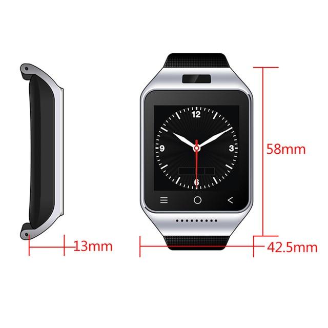 ZGPAX S8 Android Смарт-часы-телефон MTK6572 Dual Core с 1.54 дюймов Сенсорный  экран 911d84514194d
