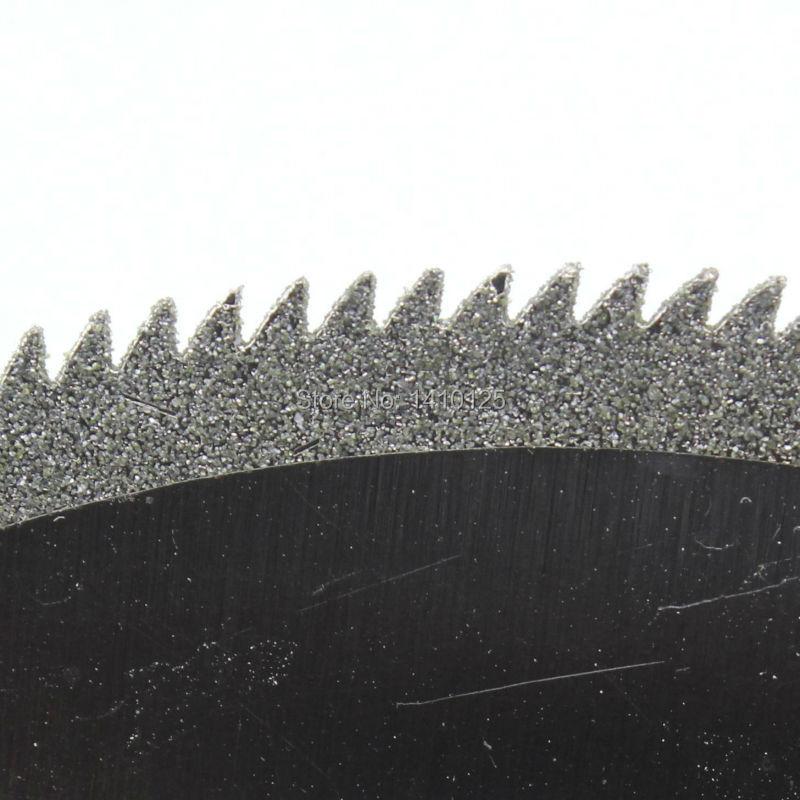 4 hüvelykes galvanizált gyémánt bevonatú fűrészlapok - Fűrészlapok - Fénykép 6