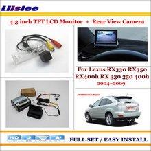 цена на For TOYOTA Land Cruiser LC 100 LC100 J100 1998~2007 - Car Rear Camera + 4.3