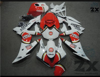 Complete Fairings For Yamaha yzf R1 2004 2005 2006 ABS Plastic Kit Injection Motorcycle Fairing injection modle R1 052