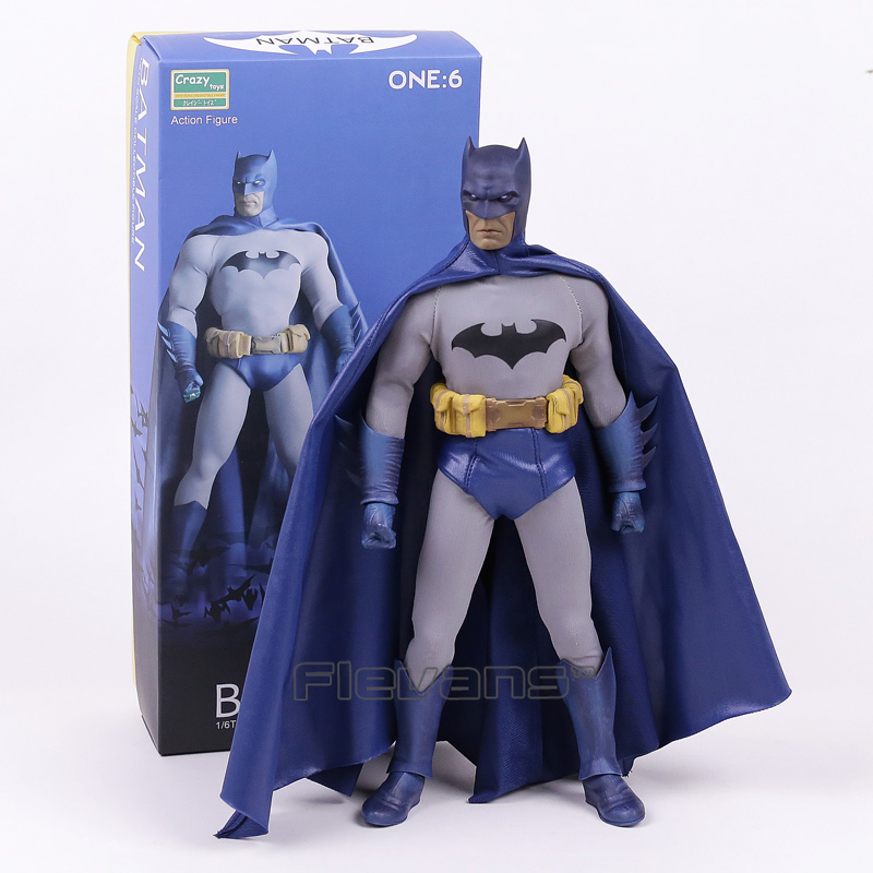 Crazy Toys Batman Blue Limited Edition 1/6 th Scale Collectible Figure Model Toy 12inch 30cm 50 successful harvard application essays 5 th edition