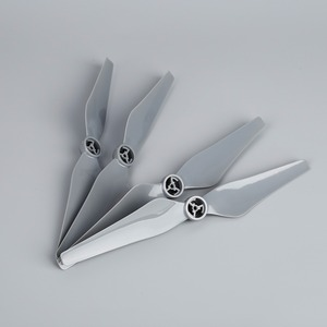 Image 3 - 8PCS 9450S Propeller for DJI Phantom 4 Pro Advanced Drone Quick Release blades Replacement Props with Mount Base Spare Parts