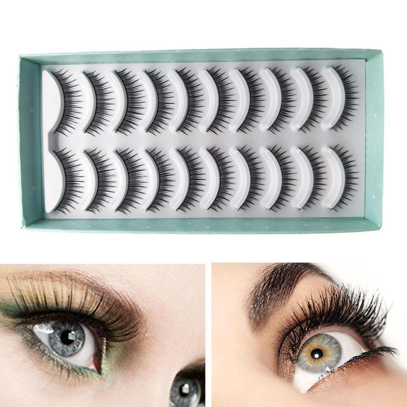 Aliexpress.com : Buy New Natural Makeup Thick False