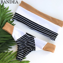 BANDEA Swimsuit Female Swimwear Bikini Set Sexy Bikinis 2019 Woman Micro Bikini Bandeau Bikini Swimsuits Swimming Suit For Women
