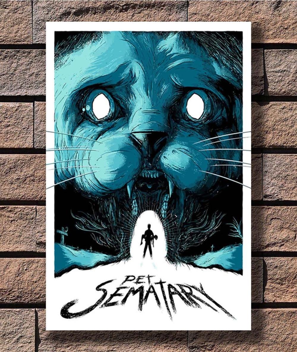 Pet Sematary Movie Poster 24x36