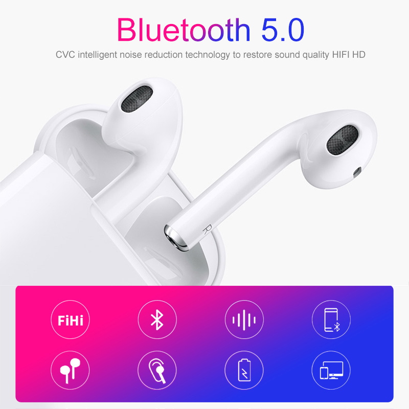 i12 TWS Wireless Earbuds » Buy Now » Elemental Gadget