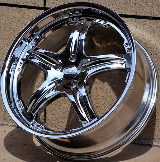 chrome 20x8 5 5x114 3 car aluminum alloy wheel rims fit for infiniti jx35 in wheels from. Black Bedroom Furniture Sets. Home Design Ideas