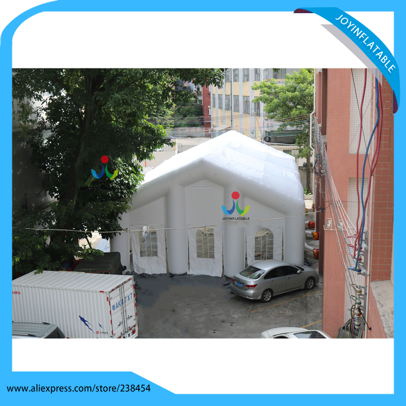 best quality whitemarquee inflatable wedding tent,inflatable tent for party with led light HTB10vbSg2NNTKJjSspkq6yeWFXa6