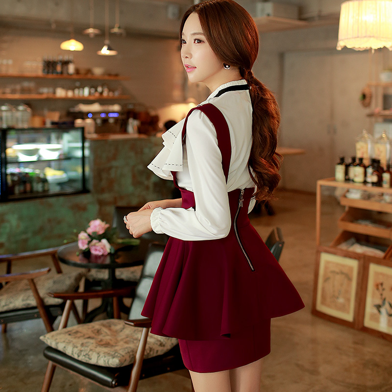 Dabuwawa skirt suspender skirt