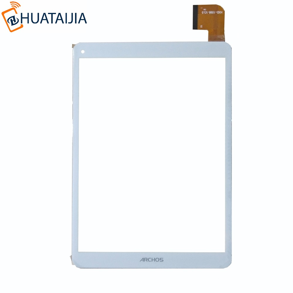 New For 9.7 ARCHOS 97c Platinum Tablet touch screen panel Digitizer Glass Sensor replacement Free Shipping new for 9 7 archos 97c platinum tablet touch screen panel digitizer glass sensor replacement free shipping