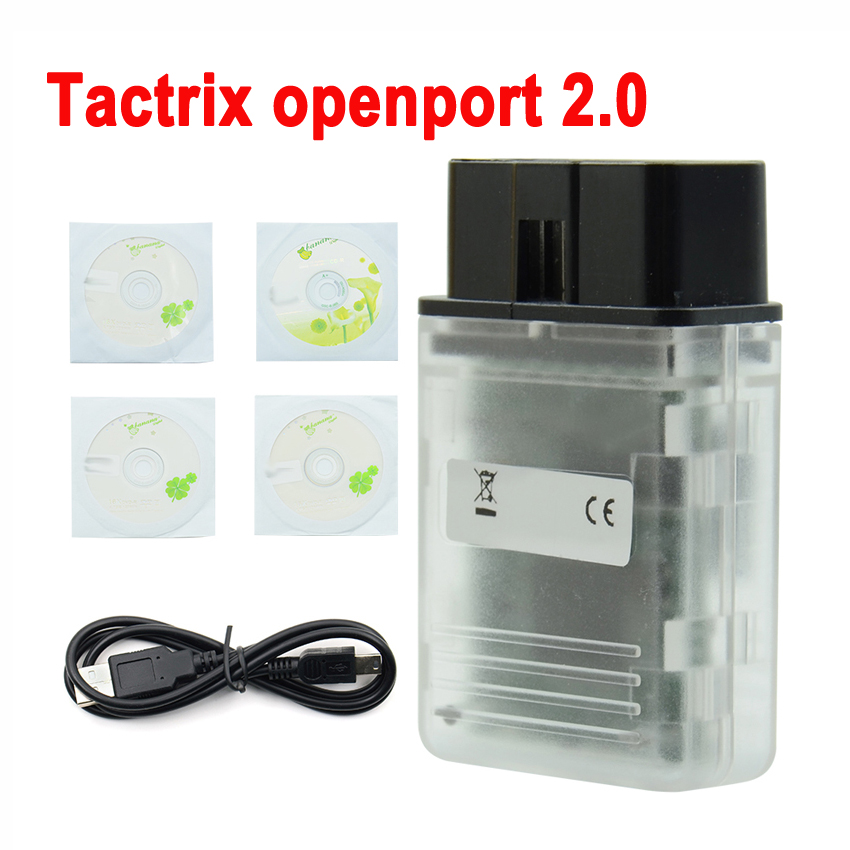 2019 Best Price Tactrix Inc Openport 2.0 Rev E ECU FLASH Auto Chip Tuning Tool For OBD CAN ISO K-Line Protocols Multi Brand Cars