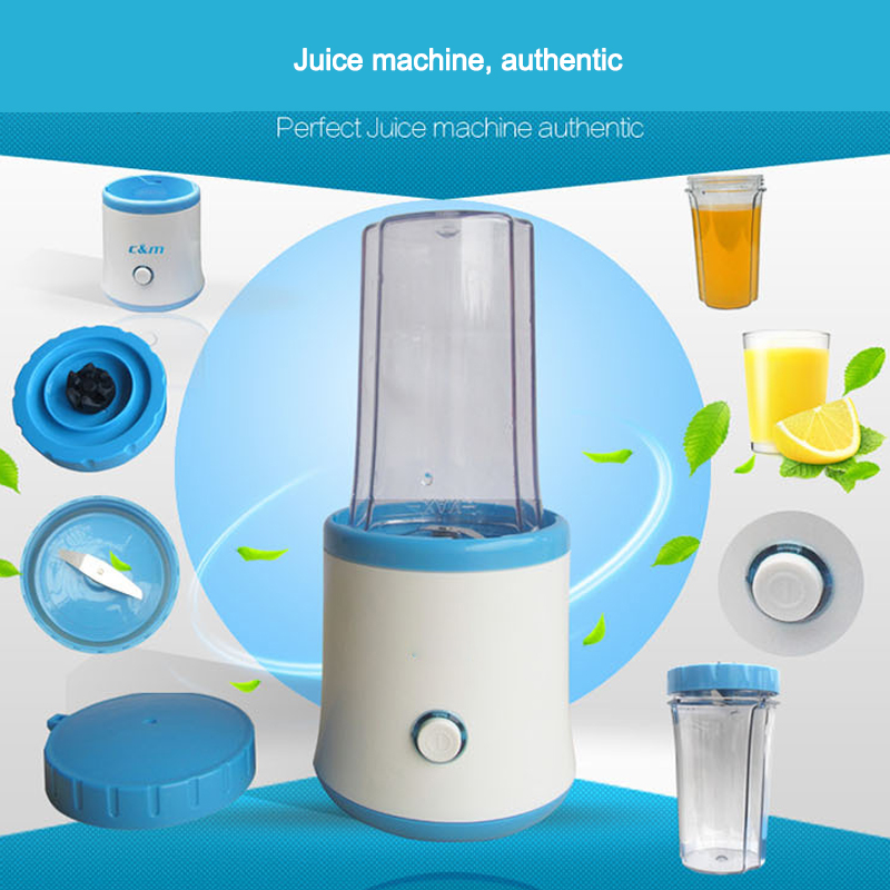 Baby feeding machine juice machine portable fruit juice cup stainless steel knife kkstar fruit electric juice cup glass charging portable mini mini cyclone