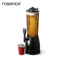 2.5L Ice Core Beer Dispenser Beverage Machine Ice Tube for Wine Alcohol Juice Soft Drink Bar Tools Drop Shipping