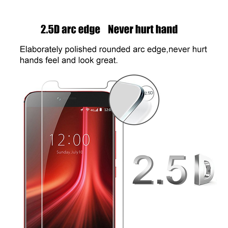 Tempered Glass For Umi Crystal Diamond X Iron London Cell Phone Screen Protective Film Rome X Touch Umidigi S Front Screen Cover