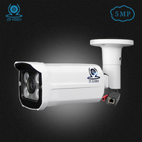 ZSVIDEO Surveillance Cameras H 265 5MP POE Camera IP Alarm System CCTV Camera Cameras IP POE