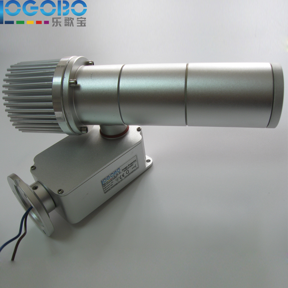 Joulu Gobo -projektorin valaistusjärjestelmän hinta Arkkitehtuurin valaistusnäyttelyn vähittäiskauppa ja gastronomia