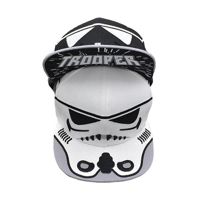 Unisex Baseball Cap For Star Wars Storm Trooper Snapback D0330