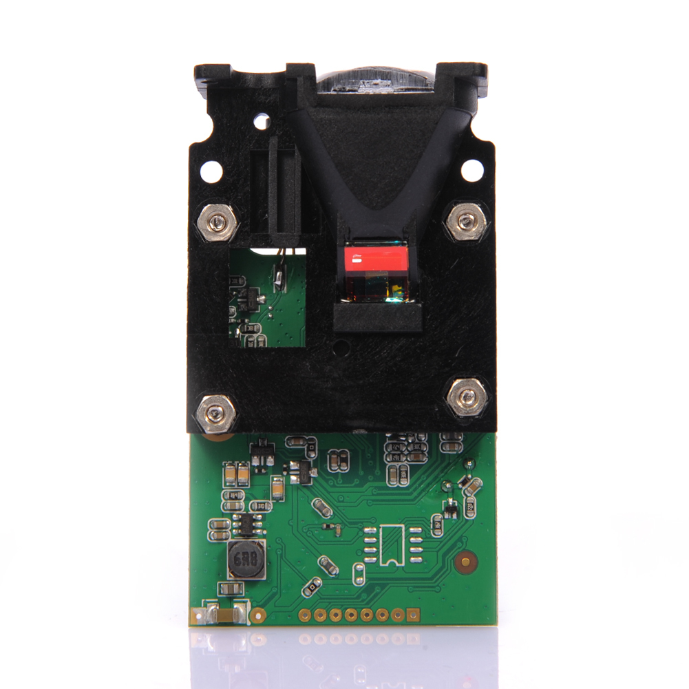 New Laser Distance Measuring Sensor Range Finder Module Diastimeter With Single & Continuous Measurement Functions